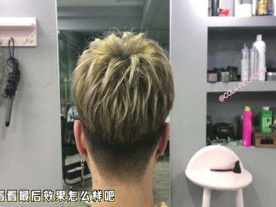 自学美发之最新男士发型,最新.图片