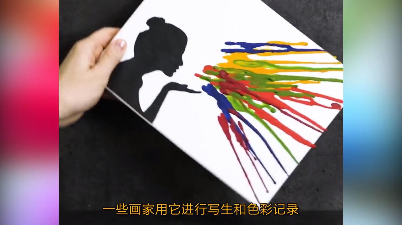 蜡笔不仅可以用来画画,而且还有很多其他用途!你知道的有哪些