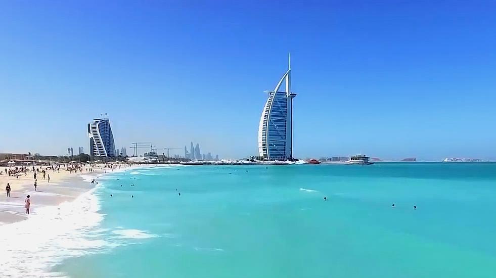 迪拜美丽的风景好壮观,真是让人大开眼界