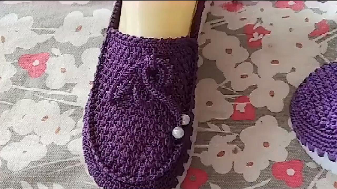 女款休闲鞋教程32:一定得跟着教程走哦!