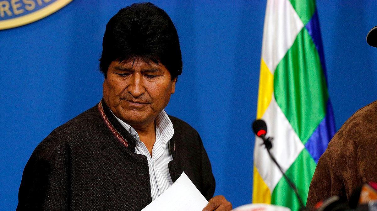 玻利维亚总统突然辞职,多个兄弟国伸出援手,美国阴谋终于得逞