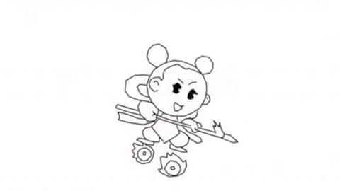 03:12  来源:爱奇艺-神笔简笔画 老版三头六臂哪吒 上, 成人儿童图片