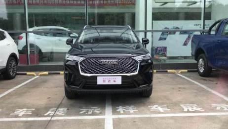 第三代哈弗H6已经到达上海长城汽车4S店,目前它已经开启预售,预售价格区间为12.2万—1