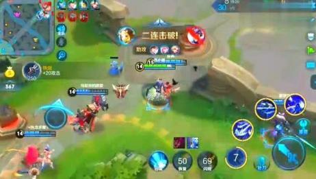 王者荣耀:元歌厉害不厉害,你看这个就知道怎么玩了!