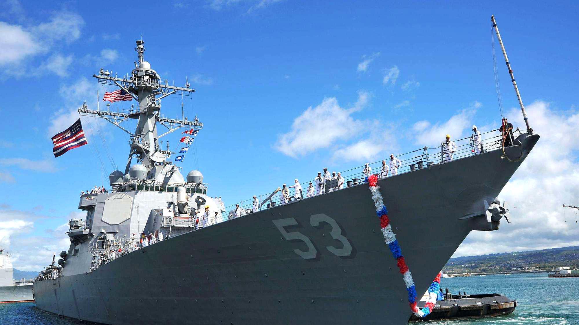 军舰撞船,战机坠毁,美军近年来是怎么了?三大软肋已出现