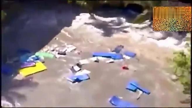高清实拍印尼海啸,14分钟夺走25万人生命!