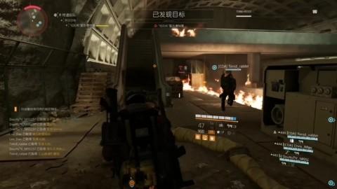 《全境封锁2》攻略视频