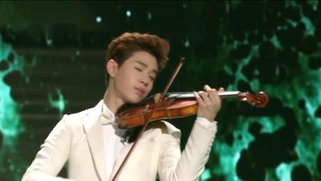 HENRY LAU 刘宪华 《Smooth Criminal》MBC 演艺大赏201412