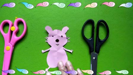 2漂亮精美的老鼠剪法  02:19  来源:好看视频-十二生肖剪纸老鼠的剪法图片