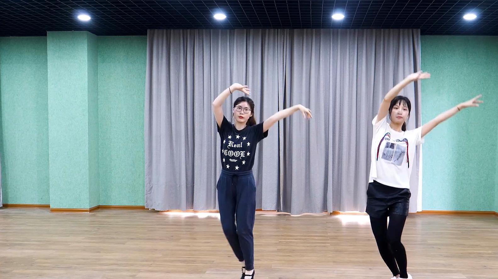 华尔兹舞蹈教程舞步:视频备课的基本形体教学设计二次塑造图片