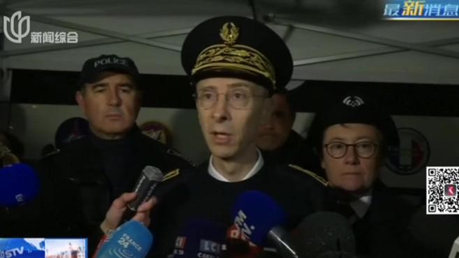 法国:紧缩移民政策 警方清除巴黎移民营地