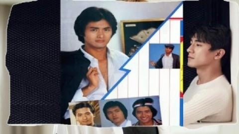 旧影:1981年tvb经典电视剧《千王群英》,周润发主演武侠电视剧的第一高手图片