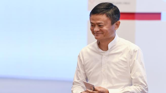 央视专访马云:中国内需潜力巨大,全世界找不到第二个