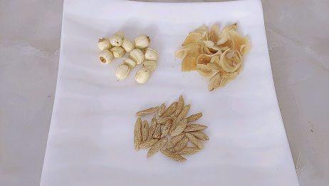 广东煲汤:麦冬百合汤,做法简单又不失营养,养心安神,老少皆宜