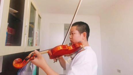 小提琴演奏《我和我的祖国》