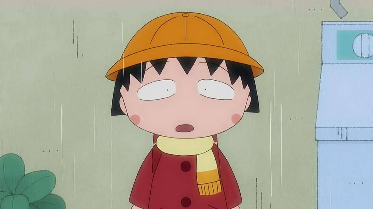 樱桃小丸子:丸尾送小丸子回家,他要帮助有困难的同学!