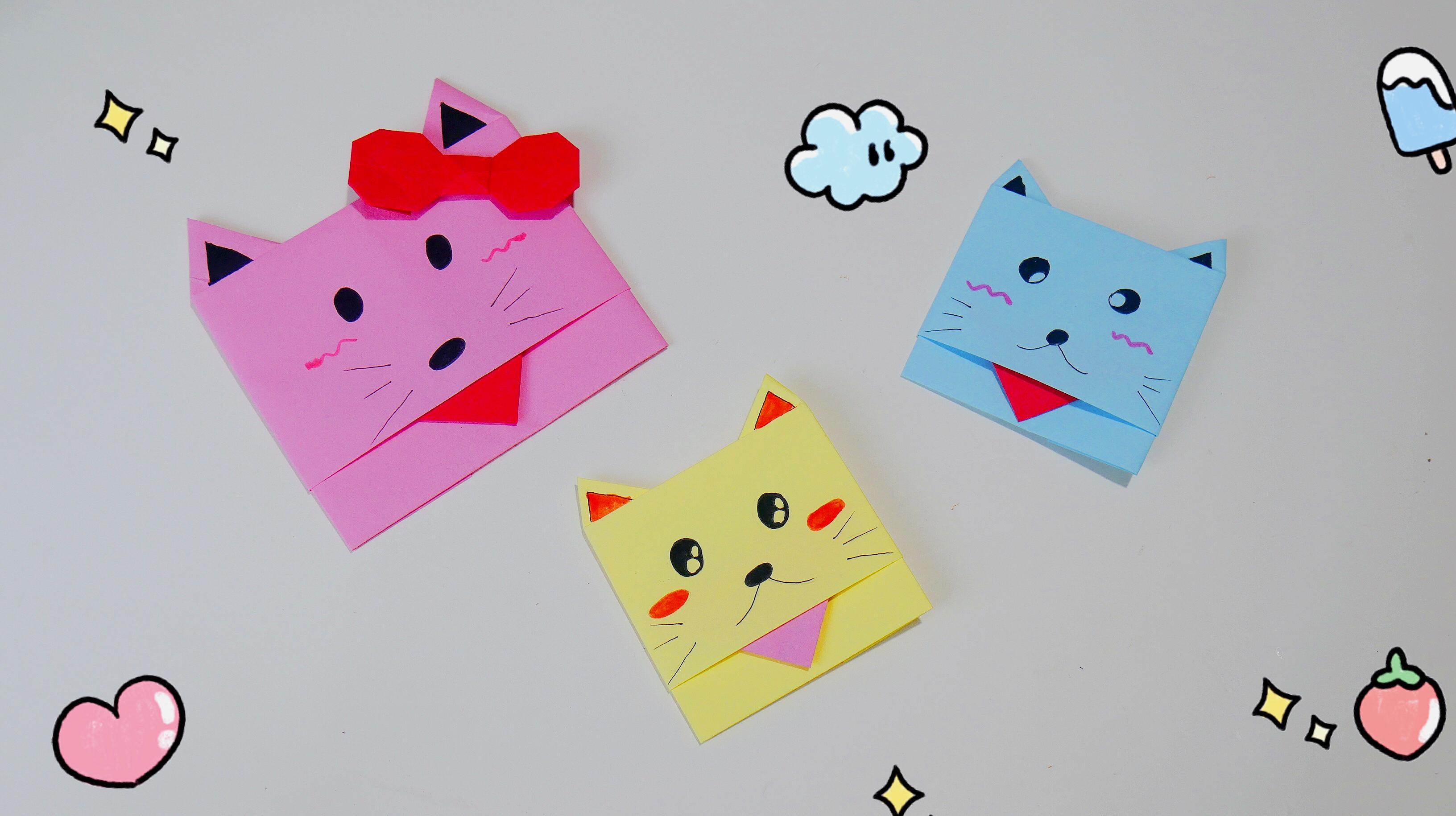 02:09  来源:好看视频-很简单的信封钱包折纸,几个基础步骤就能做