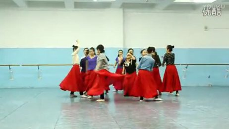 藏族舞蹈唐古拉风