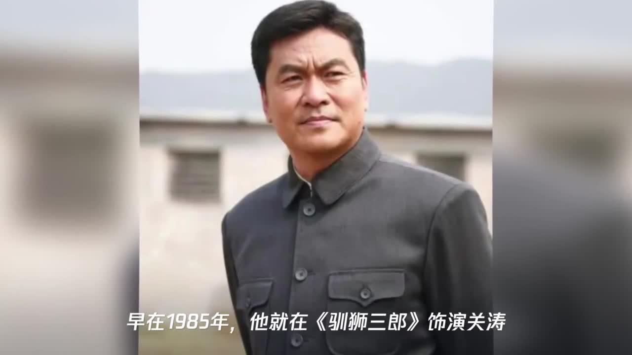 著名演员杨洪武因心梗逝世,曾在《神探狄仁杰前传》饰琅琊王李冲