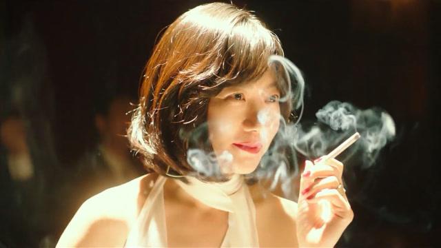 八分钟看完韩国大片《麻药王》宋康昊大叔拜倒在裴姐姐石榴裙下!