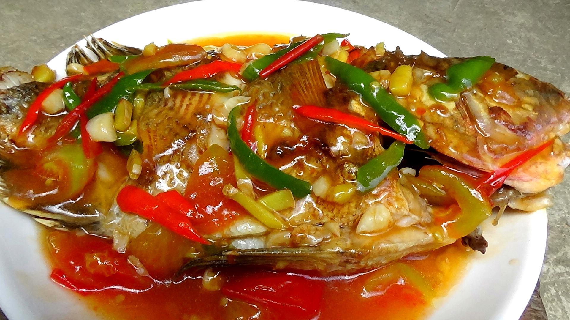 红烧鱼怎么做好吃?图片