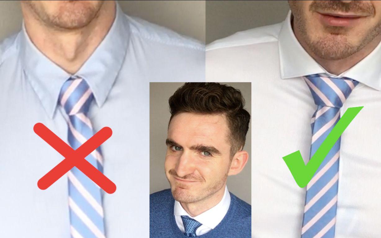 如何打领带更帅  3个最重要的领带打法