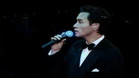 张国荣翻唱《千千阙歌》,唱别人的歌也这么好听,成了自己的经典