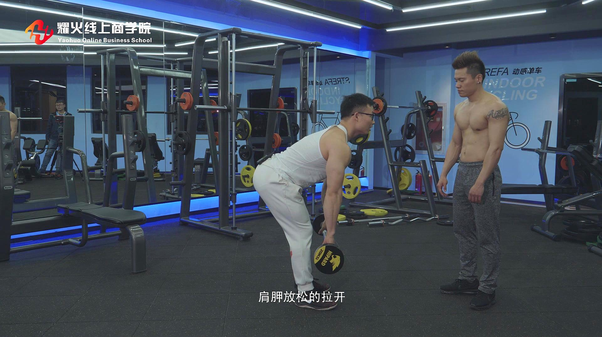 冠军带你避开杠铃硬拉的常见错误,练出完美背部肌群