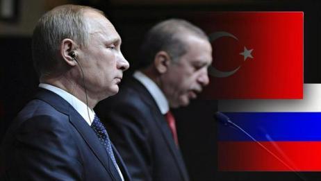 亚阿激战背后 俄土矛盾再一次浮出水面