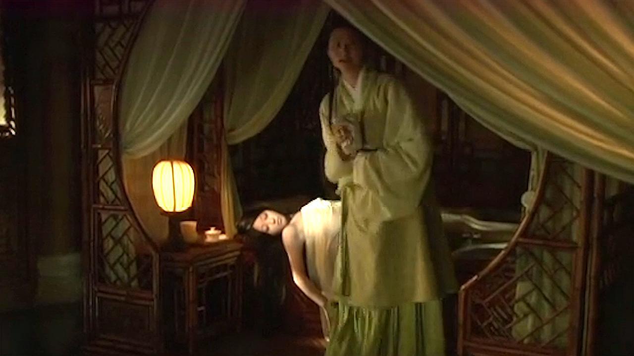 新红楼梦:林黛玉赤着身子死去!贾母自责是她弄坏了黛玉
