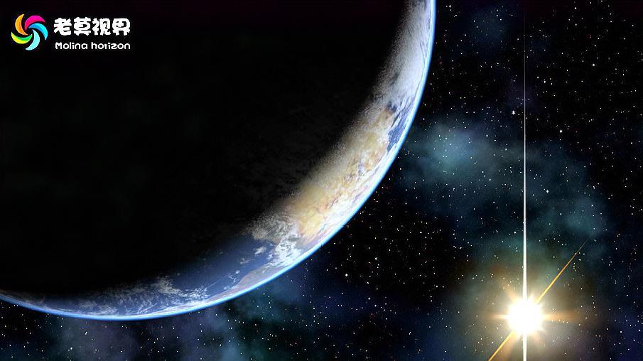 科技之光宇宙的尺度_老莫视界v:太空探索科技之宇宙合集