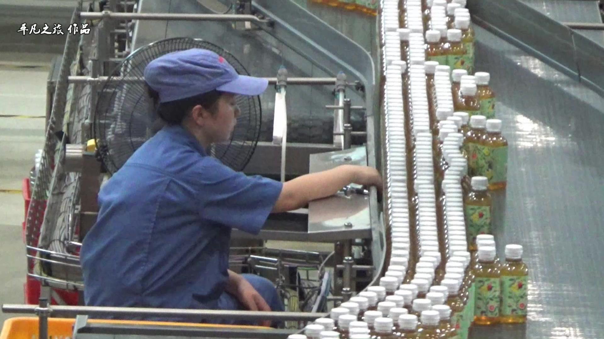 参观农夫山泉工厂,深刻的明白了一个道理