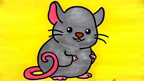 02:13  爱奇艺 开心画世界简笔画教学第4集:长着獠牙的卡通猪  02