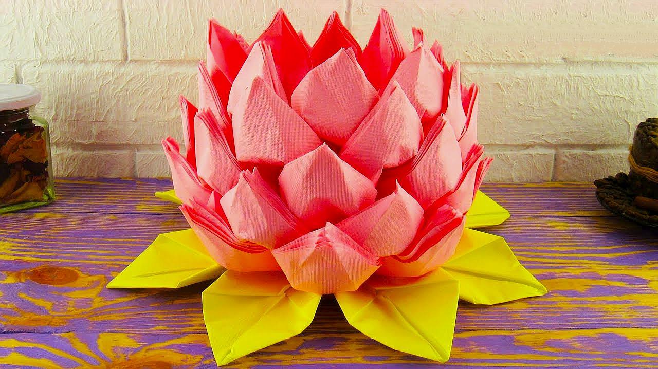 幼儿园手工折纸花 幼儿手工折纸花朵