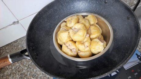 广西地方特色的豆腐酿,吃过一次就终身难忘