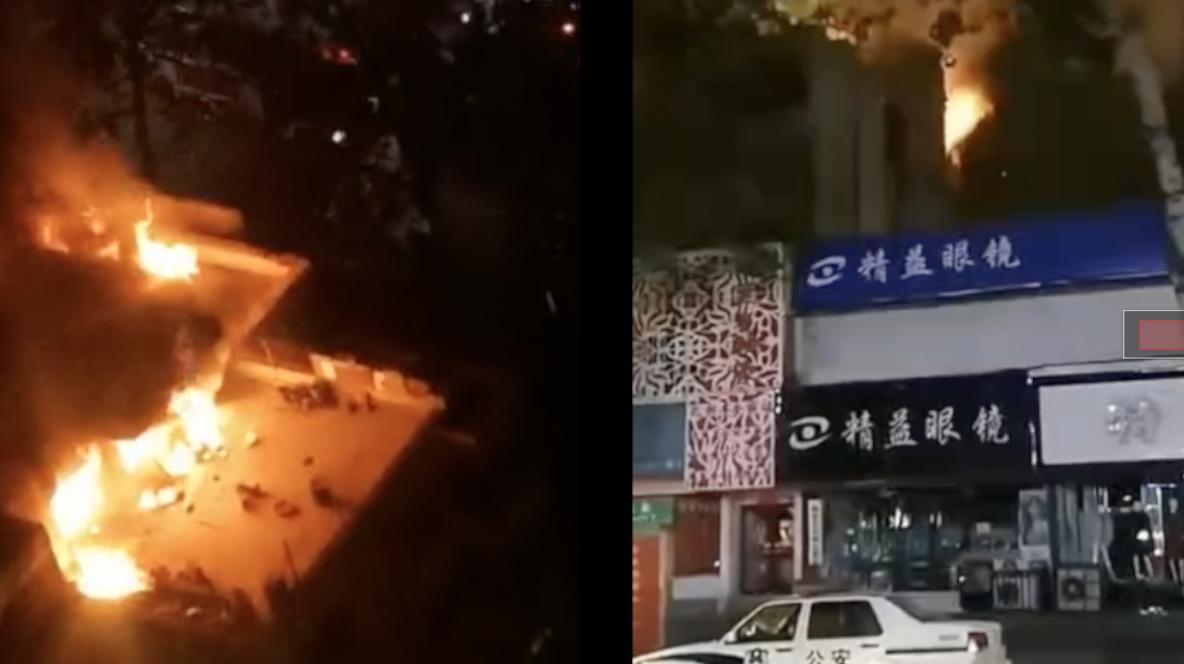 惋惜!河南一家属院7楼起火,1人跳楼逃生3人窒息身亡