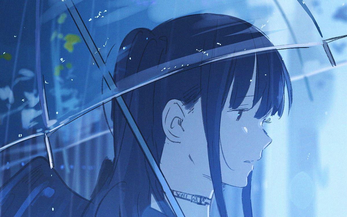 【烟花易冷】雨纷纷 旧故里草木深,我听闻 你始终一个人