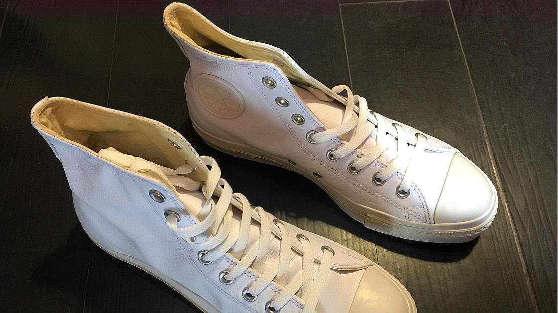 小白鞋变脏变黄难清理?教你怎样清洁小白鞋,学会天天穿新鞋