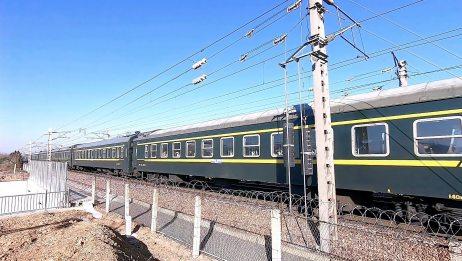 广州至天津的火车时速118,广州到包头K600次列车安阳客场2道停车