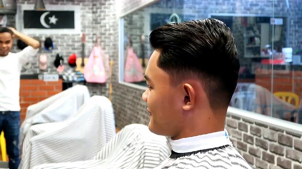 男发这样剪,稳重,帅气,成功范,适合25到50岁男士