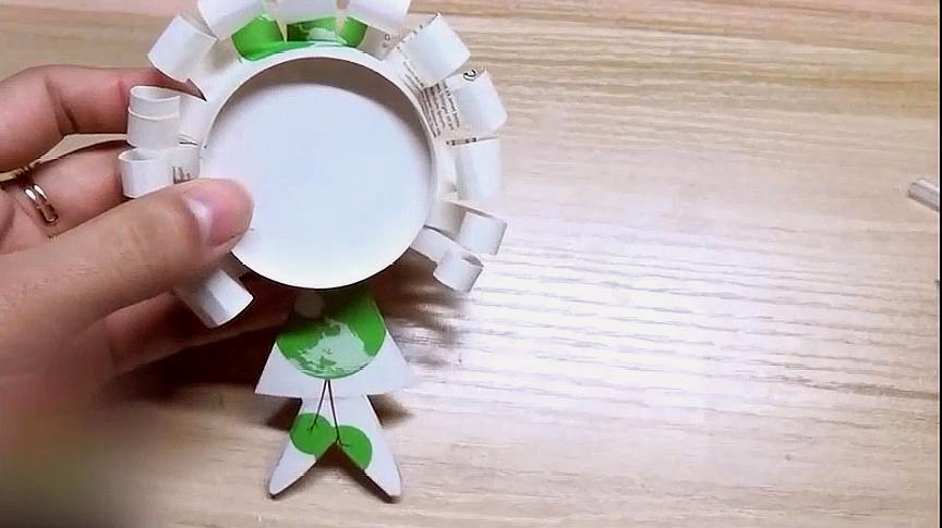 纸杯手工制作大全有什么