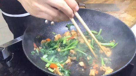 鸡胸肉吃到恶心?教你用鸡腿肉做出低脂肪健身餐