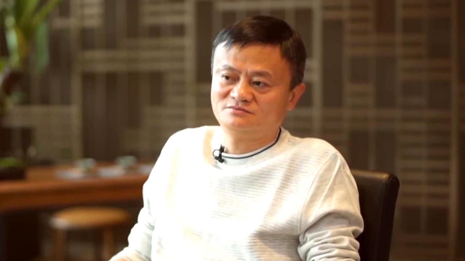 """央视专访马云谈""""进博会"""":强化进口 意味着中国正在走向富强!"""