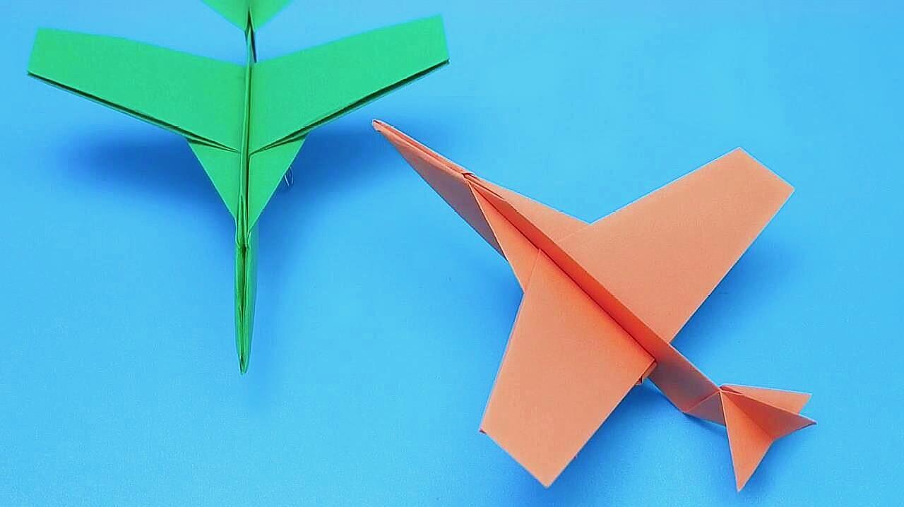 29  来源:好看视频-这款滑翔战斗纸飞机能飞很远,会的人不多,手工折纸
