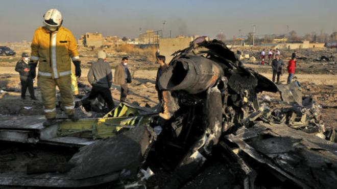【续】乌克兰客机坠毁事件 最新进展:坠毁客机曾被要求转弯