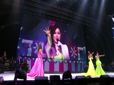 【高清live】蛇团she-魔力-台北演唱会2gether 4ever现场_#selina