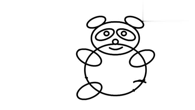 小动物简笔画怎么画