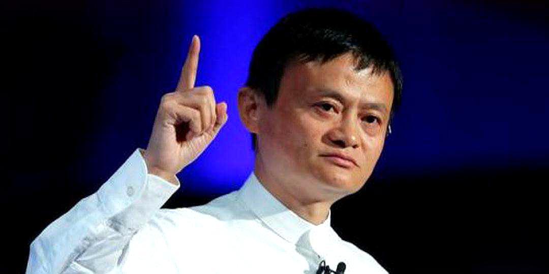 央视专访马云强化进口 意味着中国正在走向富强