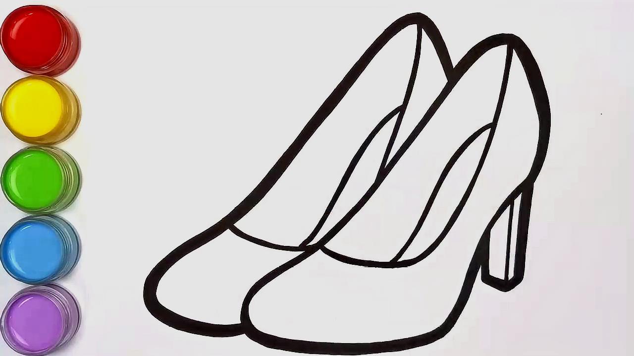 学习高跟鞋的小知识,让你秀出美丽