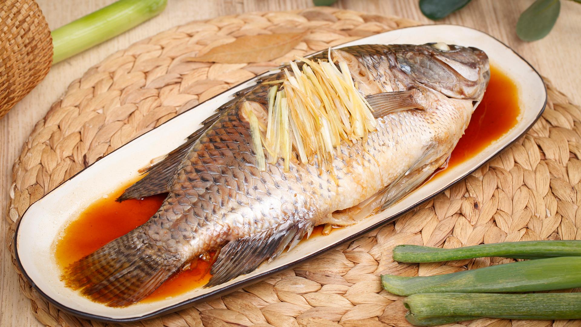 鲜嫩绝美的罗非鱼,吃起来别有风味龙伯考拉园门票图片